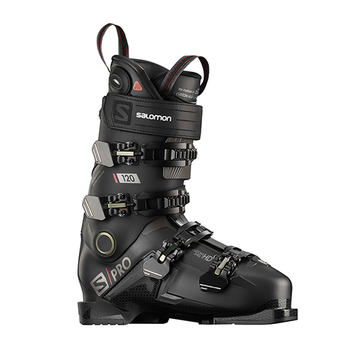 1920 살로몬 스키부츠SALOMON S/PRO 120 CHC Black/Belluga/Red